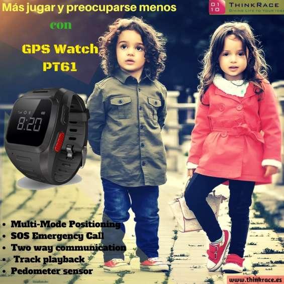 Reloj gps pt61
