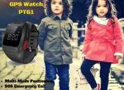 Reloj GPS PT61: diseñado para la seguridad de los más pequeños
