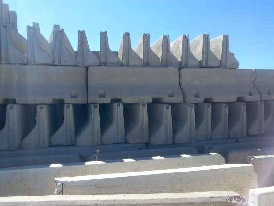 Barreras new yersey barreras de concreto