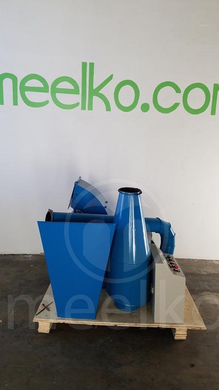 Fotos de Molino triturador meelko de biomasa hasta 700 kg hora - mkh420c 2