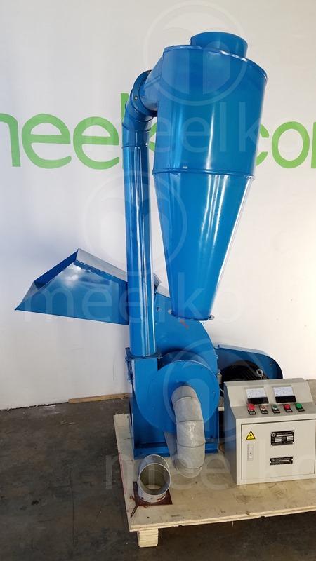 Fotos de Molino triturador meelko de biomasa hasta 700 kg hora - mkh420c 3