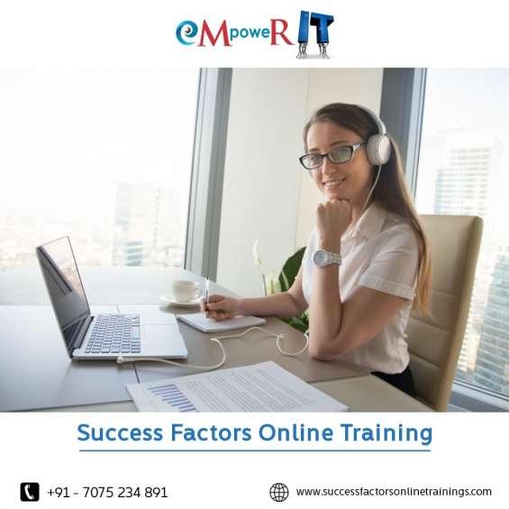 Sap hcm successfactors online trainings with crertifications