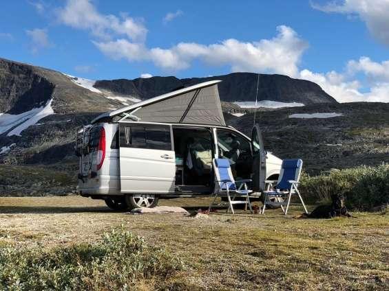 Mercedes-benz viano marco polo westfalia, automático, 4x4, campingbil.