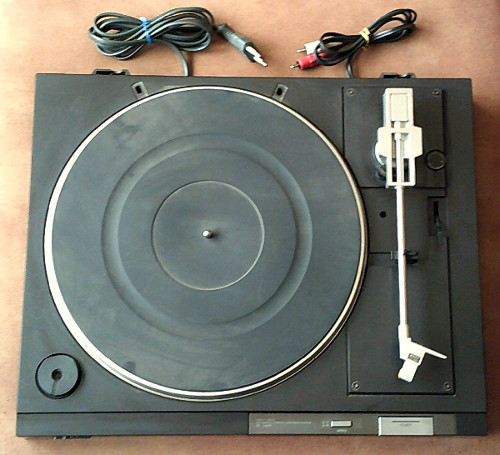 Giradiscos sony ps-lx210