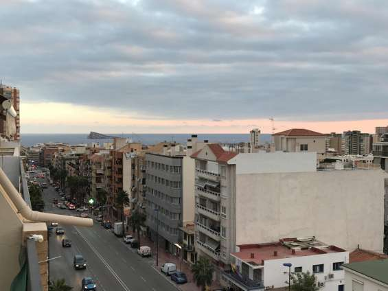 Ocasion vivienda en el centro y amueblada y vistas al mar