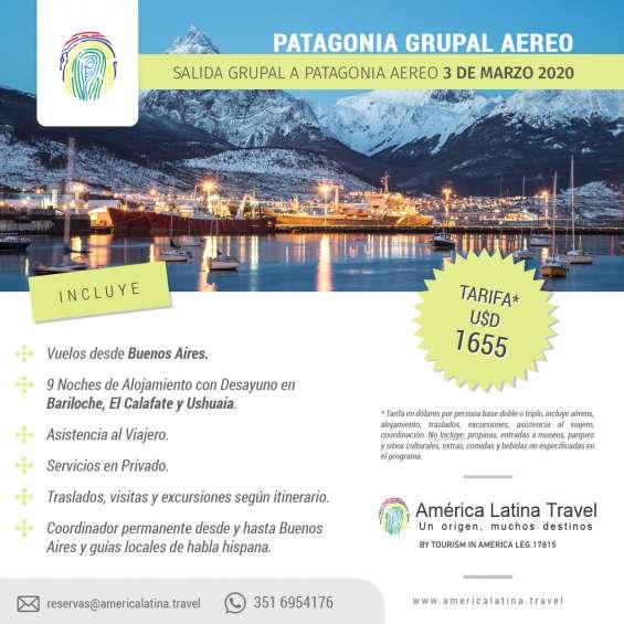 Conocé la magia de la patagonia argentina
