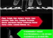 CLASES PARTICULARES DE MÚSICA: