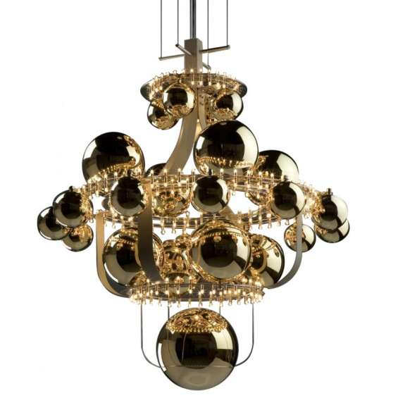 One of the chandeliers we have
