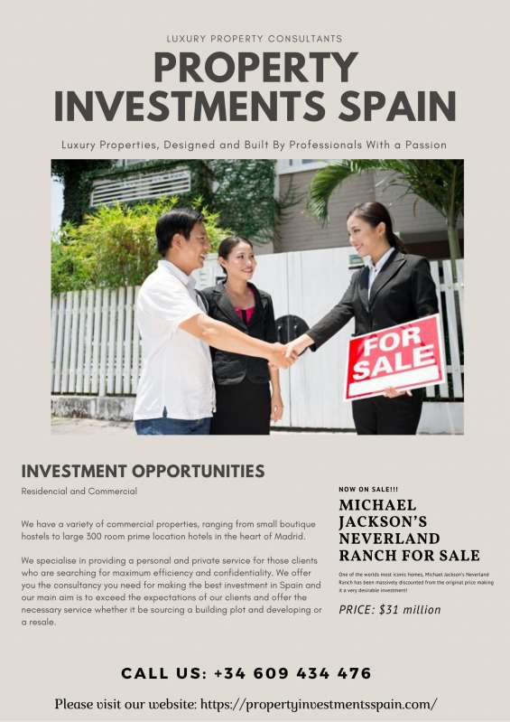 Property investments spain_residential and commercial properties