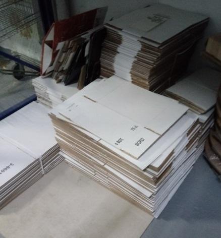 Cajas carton embalaje - nuevas tamaños varios